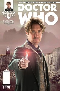 Doctor Who: The Eighth Doctor #2 photo cover