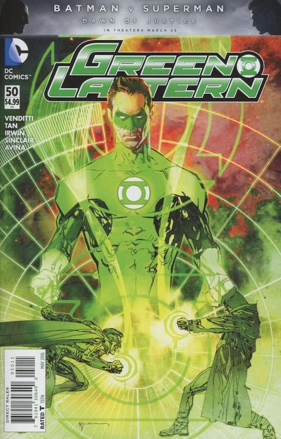 Green Lantern #50