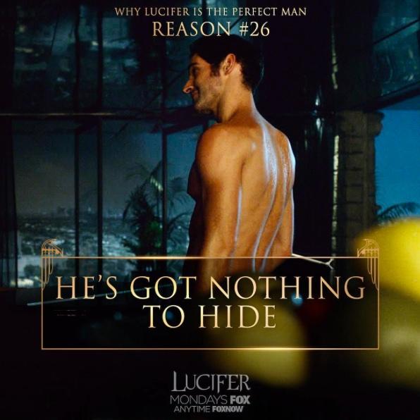Lucifer promo ad