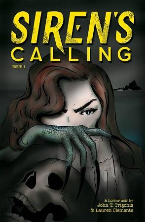 Siren's Calling: A Horror Noir #1