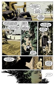 The Death-Defying Dr. Mirage #1 page 3