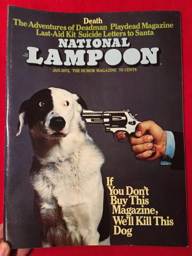 National Lampoon Kill the Dog cover