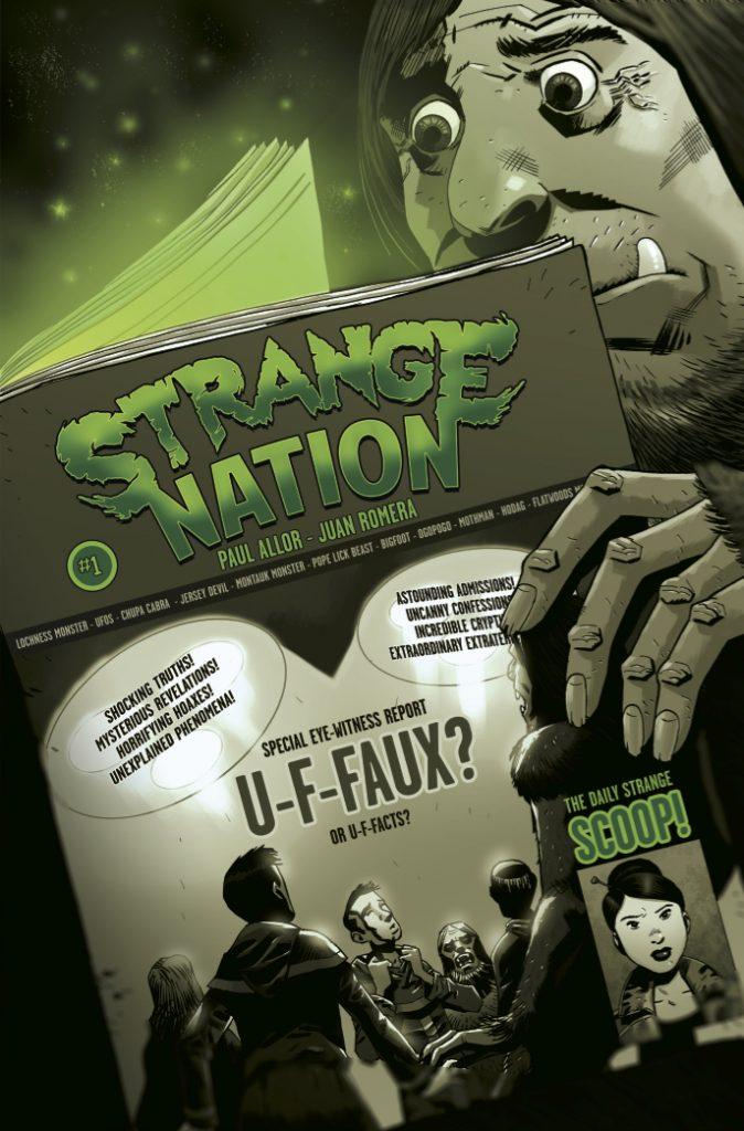 Strange Nation #1