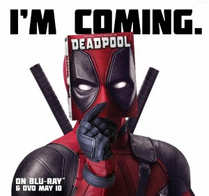 Deadpool DVD teaser