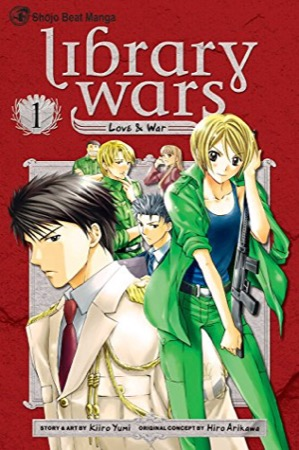 Library Wars: Love & War Volume 1