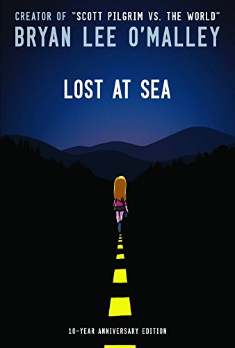 Bryan Lee O'Malley's Lost at Sea Gets Anniversary Reissue