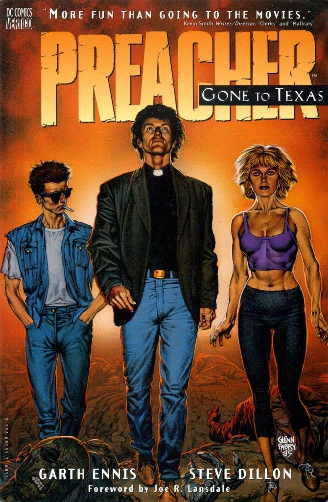 Preacher: Gone to Texas