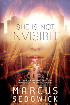 She Is Not Invisible