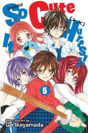 So Cute It Hurts!! Volume 5