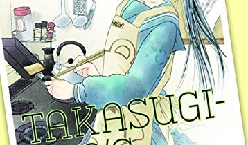 Takasugi-San's Obento Volume 1