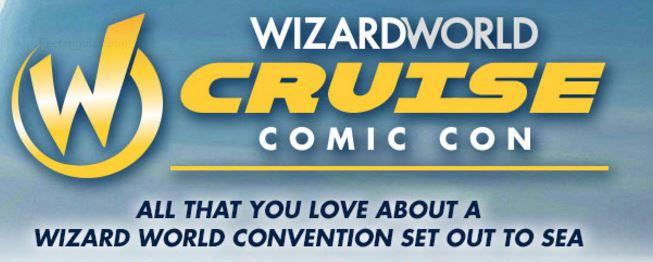 Wizard World Cruise ad