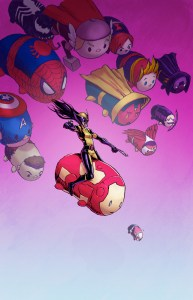 All-New Wolverine #11 Tsum Tsum Takeover Variant
