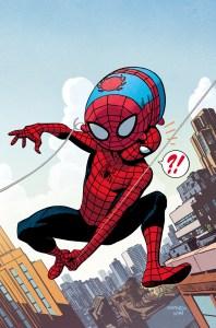 Amazing Spider-Man #16 Tsum Tsum Takeover Variant