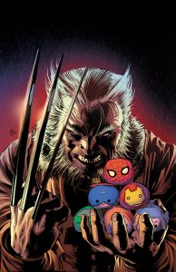Old Man Logan #10 Tsum Tsum Takeover Variant