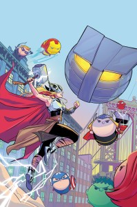 The Mighty Thor #10 Tsum Tsum Takeover Variant