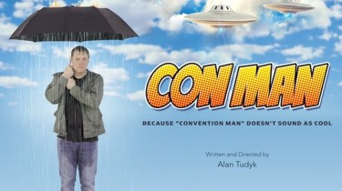 Con Man by Alan Tudyk
