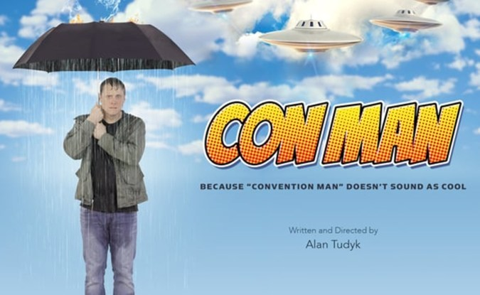 Con Man by Alan Tudyk