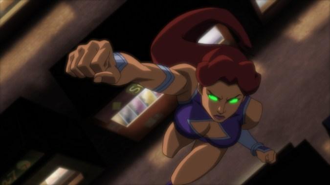 Justice League vs. Teen Titans - Starfire