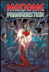 Madame Frankenstein #5