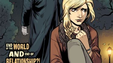 Buffy the Vampire Slayer Season 10 #28 cover by Rebekah Isaacs