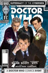 Doctor Who: Supremacy of the Cybermen #1 photo cover