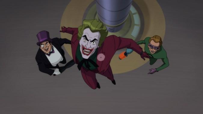 Batman: Return of the Caped Crusaders image