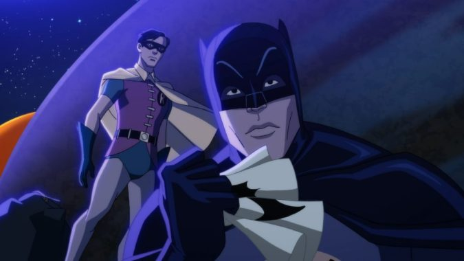 Batman: Return of the Caped Crusaders image