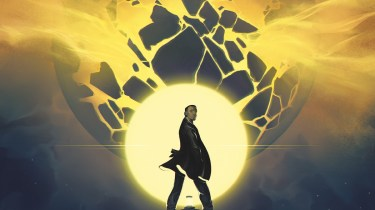 Doctor Who: The Ninth Doctor #4 cover by Verity Glass