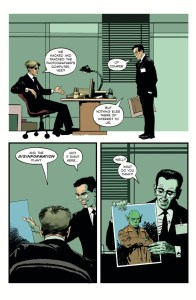 Resident Alien: The Man With No Name #1 preview page 1