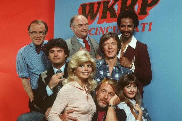 WKRP in Cincinnati cast