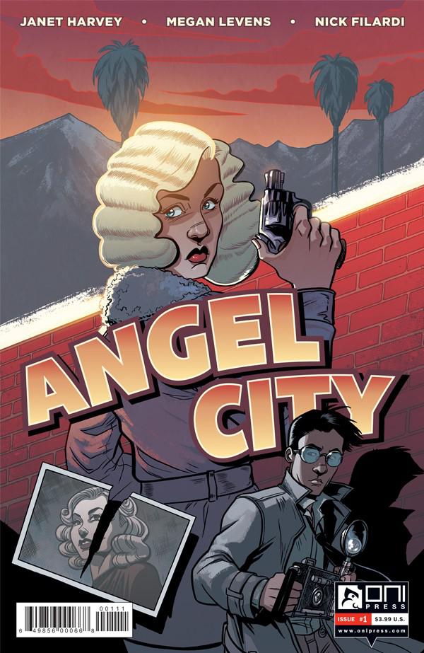 Angel City #1