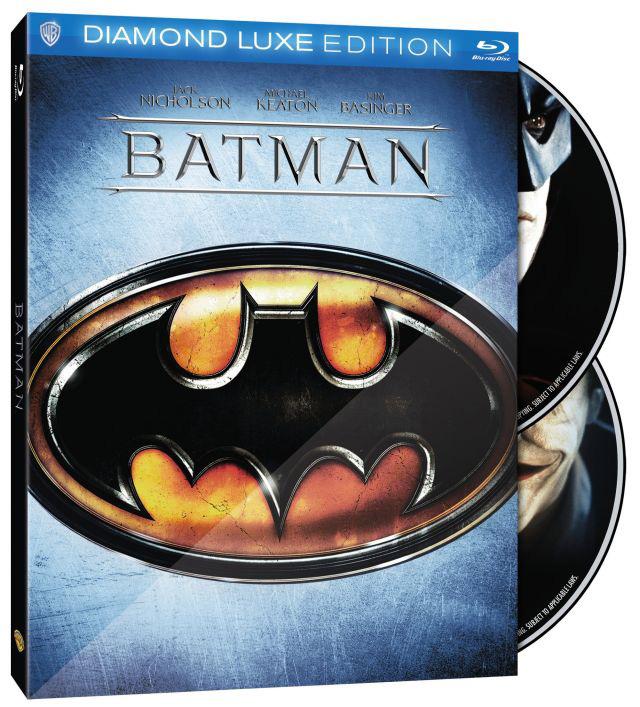 Warner Re-Releases Burton's Batman for 25th Anniversary