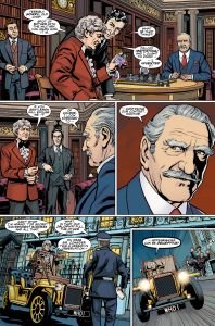 Doctor Who: The Third Doctor #1 preview page 2