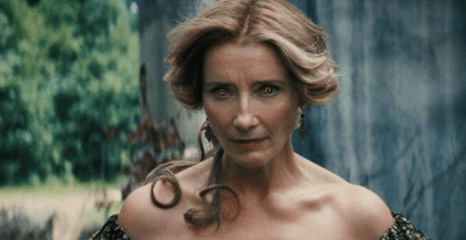 Emma Thompson is the best thing in Beautiful Creatures
