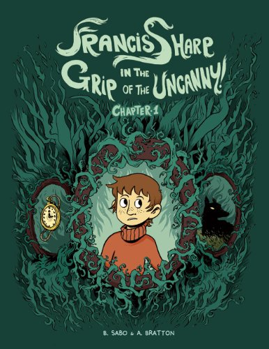 Francis Sharp in the Grip of the Uncanny!