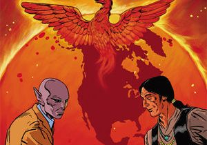 Resident Alien: The Man With No Name #2
