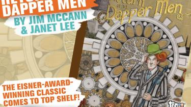 Top Shelf Acquires Return of the Dapper Men