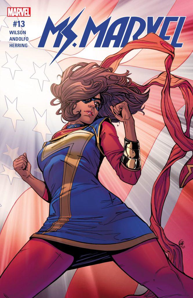 Ms. Marvel #13