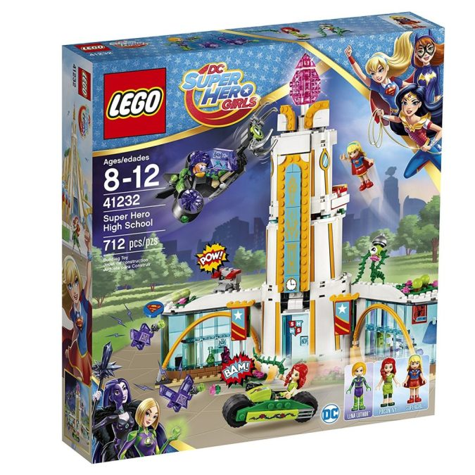 LEGO DC Super Hero Girls Super Hero High School