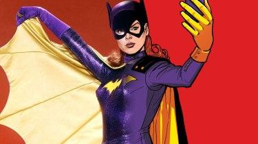 Batgirl costume history header