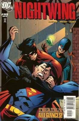 Nightwing #115
