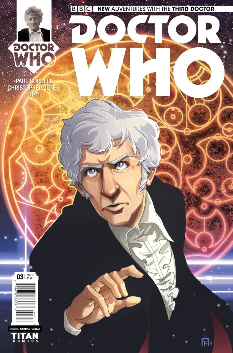 Doctor Who The Third 3 Comics Worth Reading