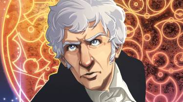 Doctor Who: The Third Doctor #3 cover by Arianna Florean