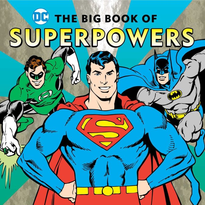 DC: The Big Book of Superpowers