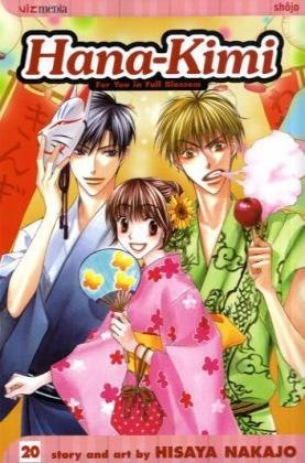 Hana-Kimi volume 20