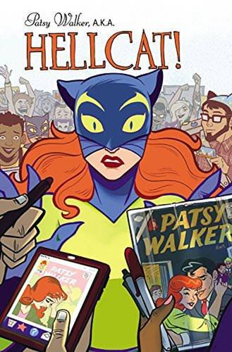 Patsy Walker, A.K.A. Hellcat!: Hooked on a Feline