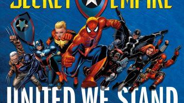 Marvel Secret Empire United We Stand