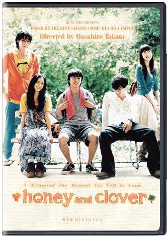 Honey and Clover DVD