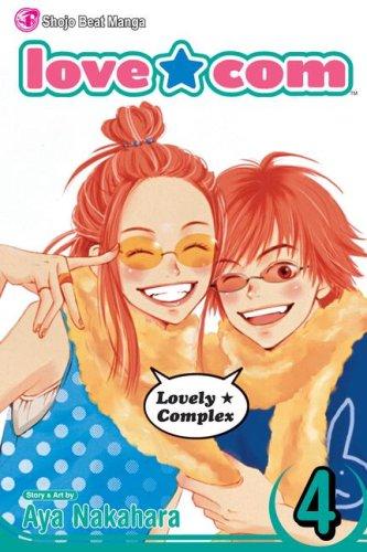 Love*Com Volume 4