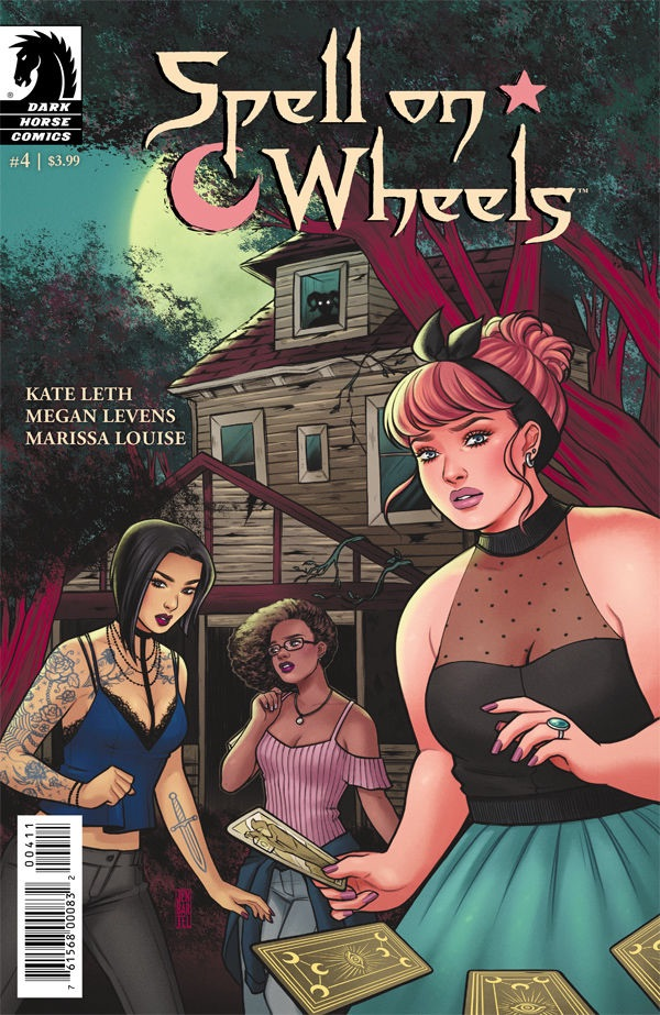 Spell on Wheels #4
